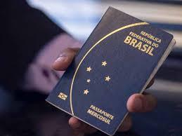 passaporte-brasileiro-e-o-Cruzeiro do Sul