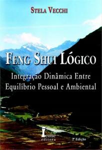 livro feng shui logico de stela vecchi icone editora