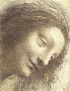Rosto da Vinci 1