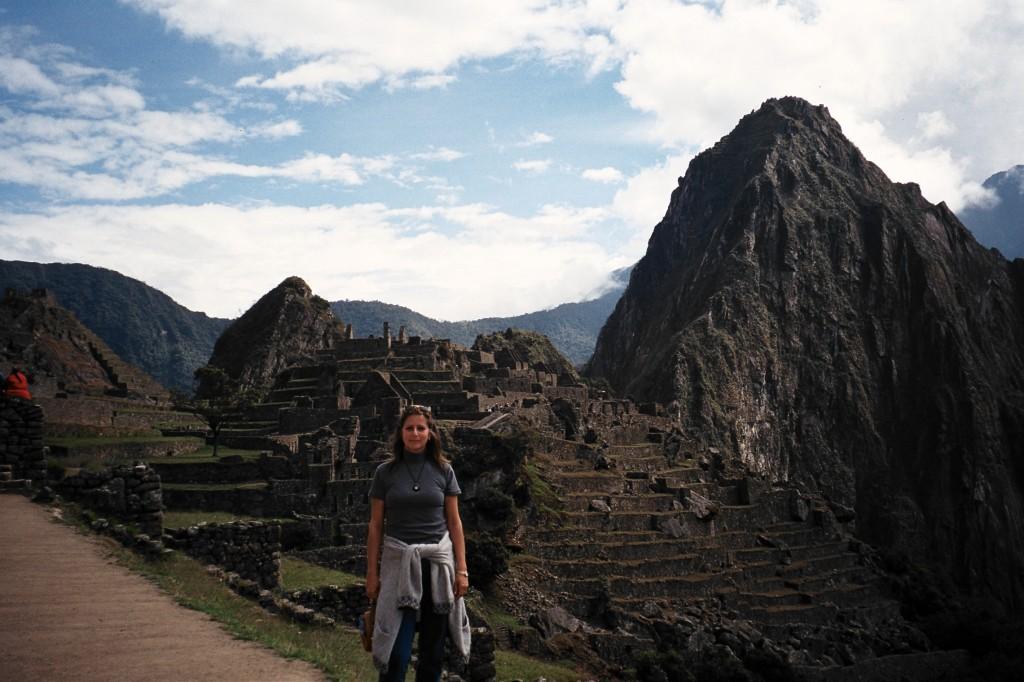 MachuPicchu, 1999