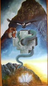 Serpente, Puma, Condor - Cópia