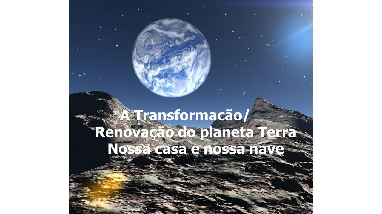 planeta Terra  nossa casa maior