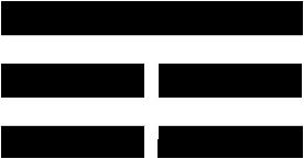 trigrama ken