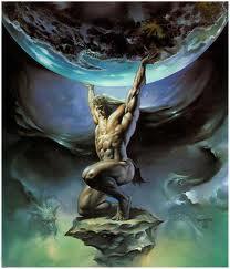 Atlas,deus grego