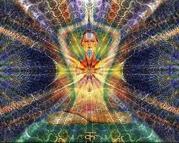 Amor é como uma luz suave que emana de nosso coração