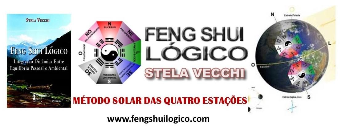 Feng Shui Lógico Método Solar das Quatro Estações